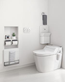 トイレ 【 アラウーノ 】